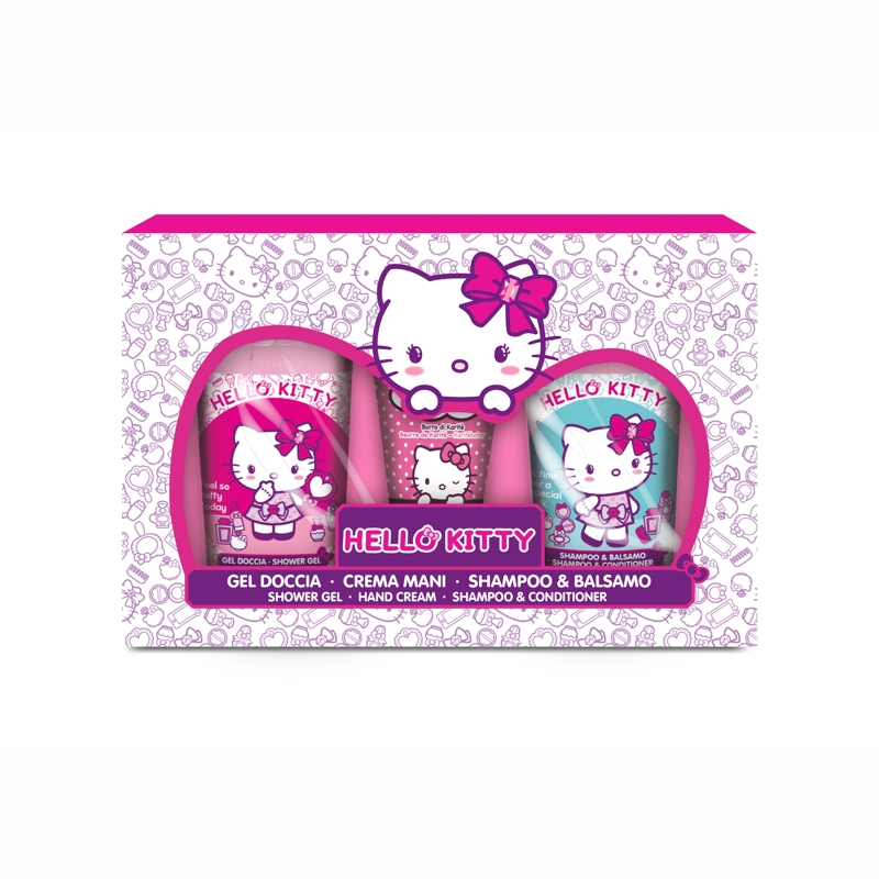 Hello Kitty Baby Gift Sets : Hello kitty gift set revoc